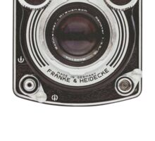 Vintage Camera II Sticker