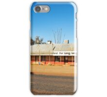 Goldfields003 iPhone Case/Skin