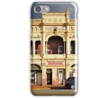 Goldfields004 iPhone Case/Skin