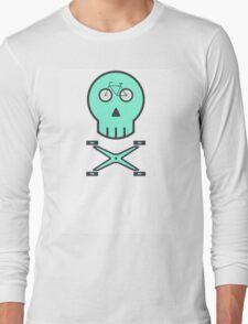 Rider Skull Long Sleeve T-Shirt