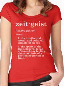 Zeitgeist Women's Fitted Scoop T-Shirt