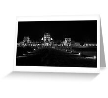 Angkor Wat, Siem Reap, Cambodia Greeting Card