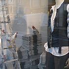 Outside-in: London Shop Window by melonyb