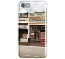 Goldfields007 iPhone Case/Skin