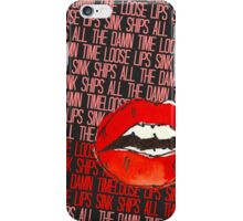 Taylor Swift -- I Know Places 2 iPhone Case/Skin