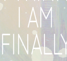 Taylor Swift -- Clean 1 Sticker