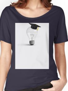 Clever Ideas Women's Relaxed Fit T-Shirt