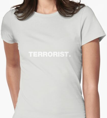 Extremist Couture Womens Fitted T-Shirt
