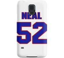 National football player Neal Olkewicz jersey 52 Samsung Galaxy Case/Skin