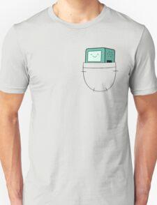 BMO Pocket - Adventure Time Unisex T-Shirt