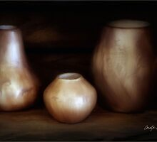 The Potter's Artistry by Carolyn Staut