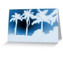 Sun  ray Greeting Card