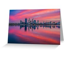 Good Morning, Perth - Western Australia Greeting Card