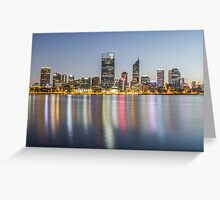 Perth, Western Australia Greeting Card
