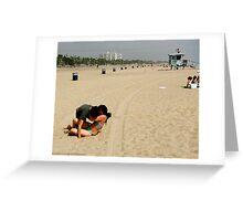 Tustle Beach Greeting Card