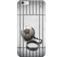 Soccer Prisoner iPhone Case/Skin