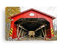 Rishel Bridge Canvas Print