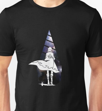 The drill that creates the Heavens Unisex T-Shirt
