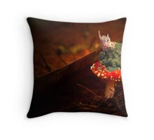 Just for fun . . . Throw Pillow
