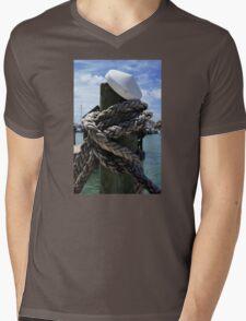 All Tied Up Mens V-Neck T-Shirt