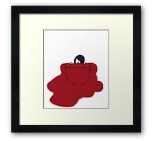 Marceline Pocket Pal - Adventure Time Framed Print