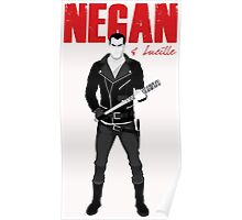 The Walking Dead - Negan & Lucille Poster