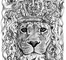 Lion of Judah  by SUZANNE HEAD