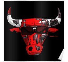 Da Bullsinator Poster
