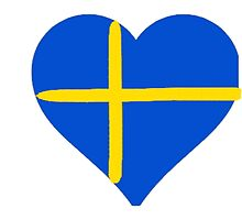 I Love Sweden by SEA123