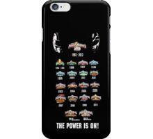 Power Rangers 20th Anniversary iPhone Case/Skin