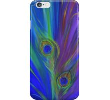 Peacock Flame iPhone Case/Skin