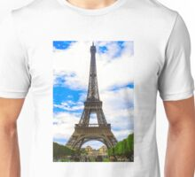 Eiffel Tower 11 Unisex T-Shirt