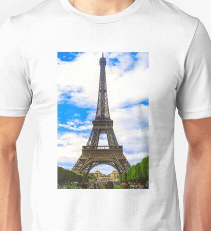 Eiffel Tower 11 Unisex T-Shirt