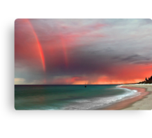 Cottesloe Beach Sunrise Canvas Print