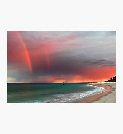 Cottesloe Beach Sunrise Photographic Print