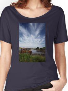 A Bit Rusty Women's Relaxed Fit T-Shirt