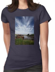 A Bit Rusty Womens Fitted T-Shirt