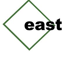 The East Corporation Logo by coaguco