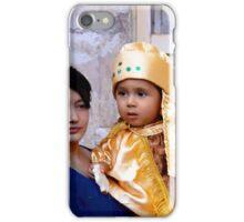 Cuenca Kids 564 iPhone Case/Skin