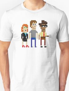 IT Crowd - Pixel Art T-Shirt