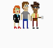 IT Crowd - Pixel Art Unisex T-Shirt