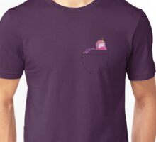 Princess Bubblegum Pocket Pal - Adventure Time Unisex T-Shirt