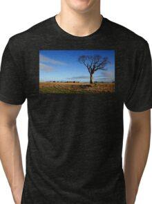 Rihanna Tree, Alone Tri-blend T-Shirt