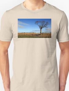 The Rihanna Tree, Alone Unisex T-Shirt