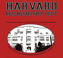 Fringe Harvard University BioChemistry Department by joefixit2