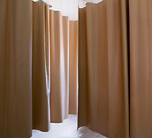 floating curtains by rob dobi