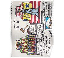 STL250 Cake Design #2 Poster