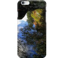 Autumn Upon Reflection iPhone Case/Skin