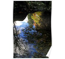Autumn Upon Reflection Poster