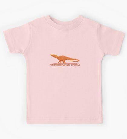 Pixel Amargasaurus Kids Clothes
